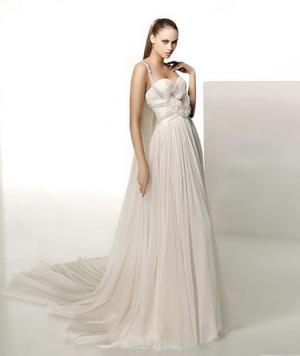 самые красивые свадебные платья мира.