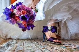 Яркие акценты на свадьбу
