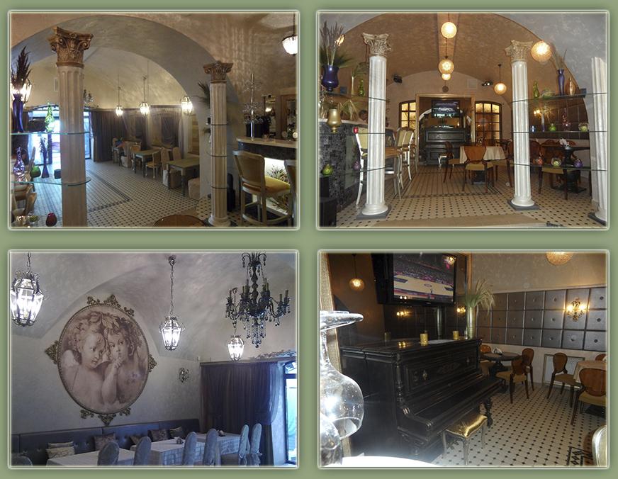 Ресторан базилик Нижний Новгород