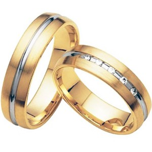 Какие кольца лучше брать для бракосочетания?