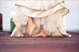 Казусы со свадебным платьем