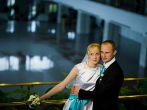 Свадьба в нижнем Новгороде осенью