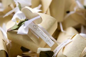 Благодарство за присутствие на свадьбе