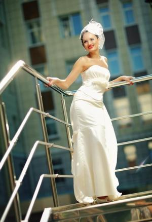 Свадебное платье тридцатых
