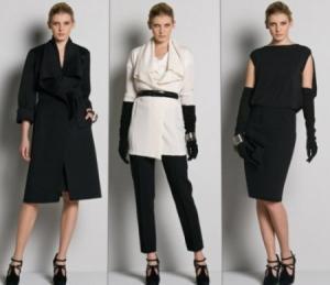 Французский стиль моды