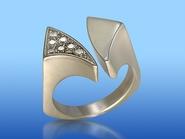 Какие помолвочные кольца в моде?