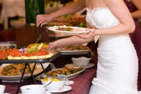 Фуршетный стол на выкуп невесты