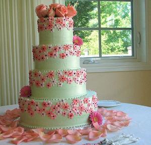 Торт на заказ для девушке