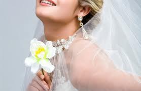 Свадьебные сережки